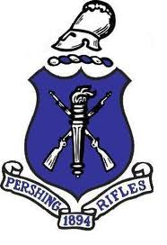 Pershing Rifles logo