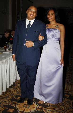 Air Force Military Ball Dress
